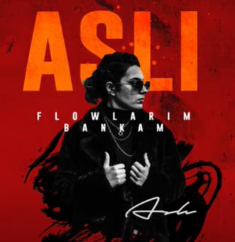 Flowlarım Bankam (2021) albüm kapak resmi