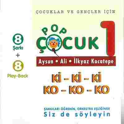 Ki Ki Ki Ko Ko Ko (1990) albüm kapak resmi