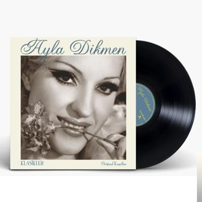 Ayla Dikmen Klasikler albüm kapak resmi