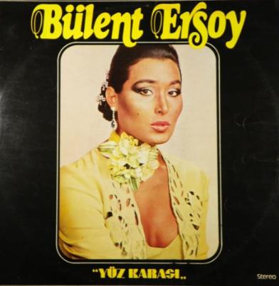 Yüz Karası (1981) albüm kapak resmi