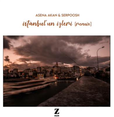 İstanbulun İzleri (2021) albüm kapak resmi