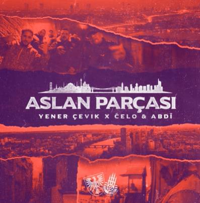 Aslan Parçası (2020) albüm kapak resmi