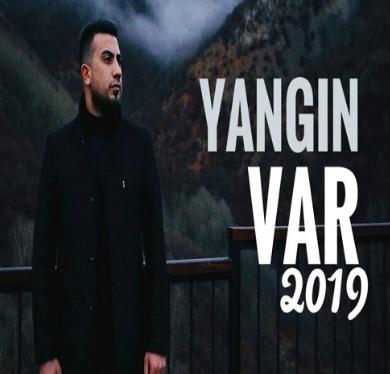 Yangın Var (2019) albüm kapak resmi