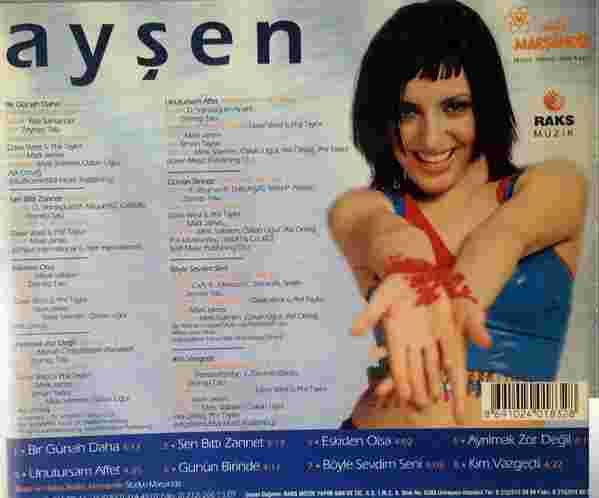 Bir Günah Daha (1999) albüm kapak resmi