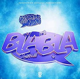 BLABLA (2018) albüm kapak resmi