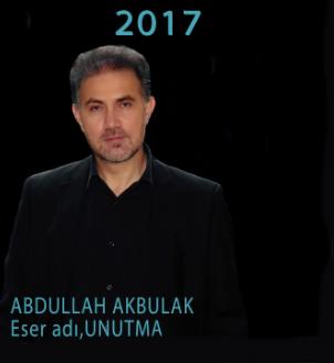 Unutma (2017) albüm kapak resmi