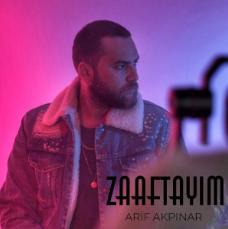 Zaaftayım (2020) albüm kapak resmi