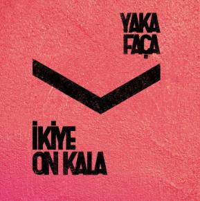 Yaka Faça (2018) albüm kapak resmi