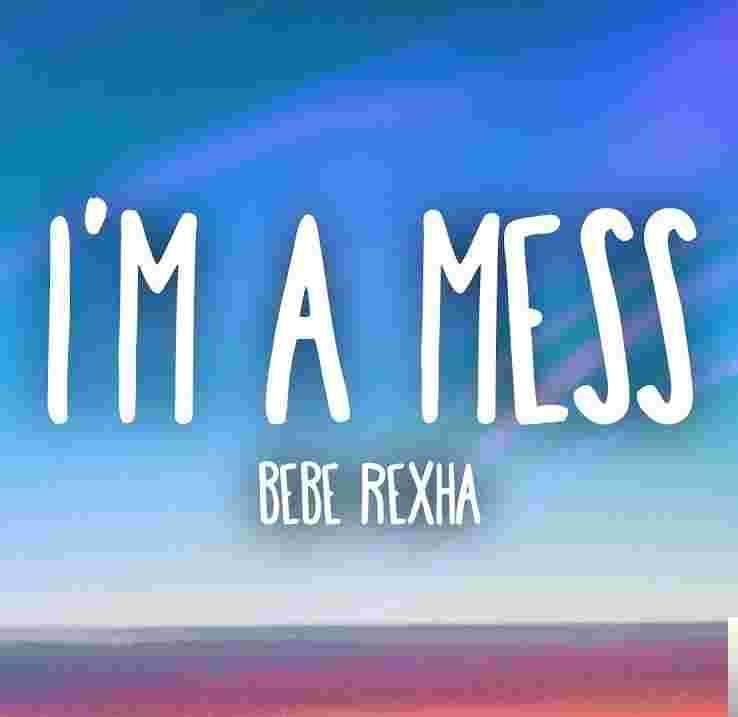 I'm A Mess (2018) albüm kapak resmi