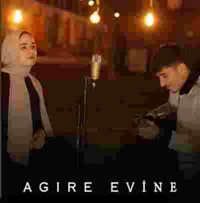 Agıre Evine (2020) albüm kapak resmi