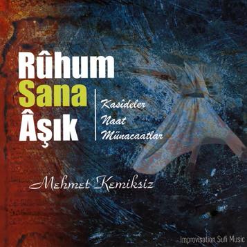 Ruhum Sana Aşık (2008) albüm kapak resmi