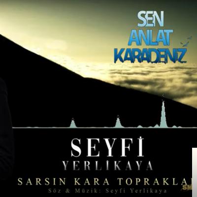Sarsın Kara Topraklar (2019) albüm kapak resmi