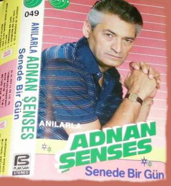 Senede Bir Gün (1992) albüm kapak resmi