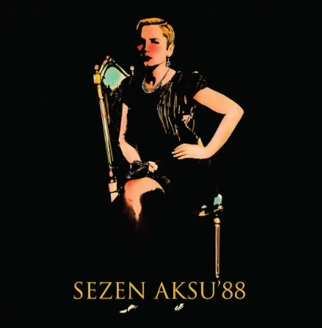 Sezen Aksu 88 (1988) albüm kapak resmi