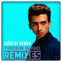 Yüreğim Davacı Remixes (2018) albüm kapak resmi