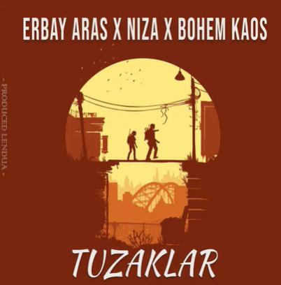 Tuzaklar (2021) albüm kapak resmi