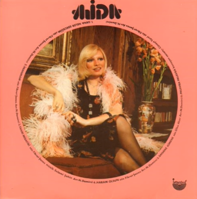 Sana Neler Edeceğim (1975) albüm kapak resmi