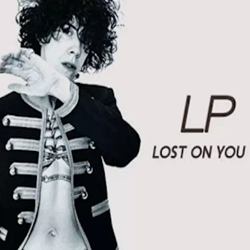 Lost On You (2016) albüm kapak resmi