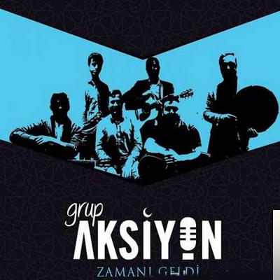 Zamanı Geldi (2019) albüm kapak resmi