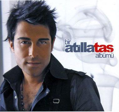 Bir Atilla Taş Albümü (2007) albüm kapak resmi