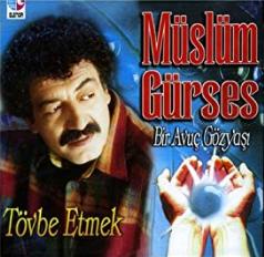 Bir Avuç Gözyaşı/Tövbe Etmek (1995) albüm kapak resmi