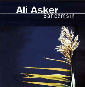 Bahçemsin (1997) albüm kapak resmi