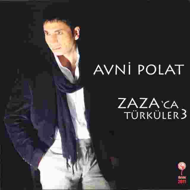 Zazaca Türküler 3 (2007) albüm kapak resmi