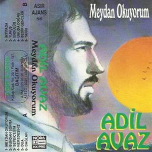 Meydan Okuyorum (1997) albüm kapak resmi