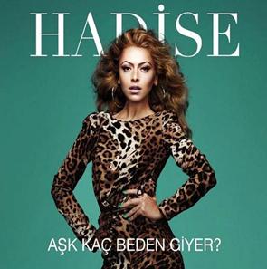 Aşk Kaç Beden Giyer (2011) albüm kapak resmi