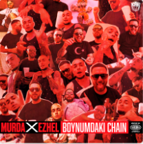Boynumdaki Chain (2019) albüm kapak resmi