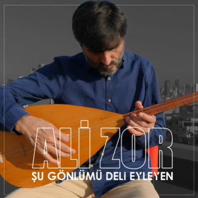Şu Gönlümü Deli Eyleyen (2021) albüm kapak resmi