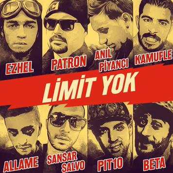 Limit Yok (2020) albüm kapak resmi