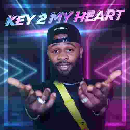 Key 2 My Heart (2020) albüm kapak resmi