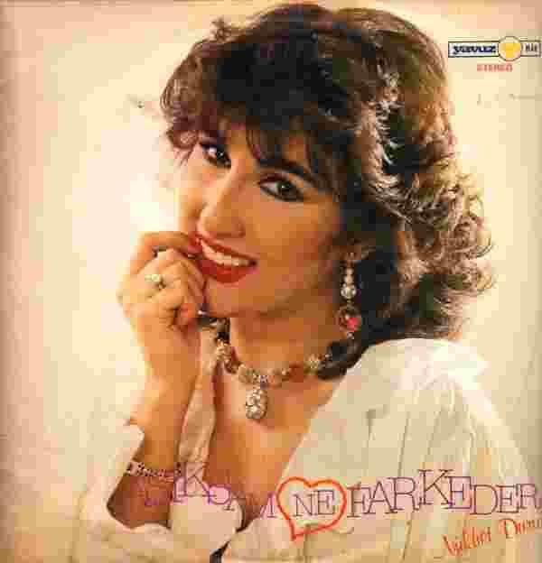 Aşıksam Ne Farkeder (1982) albüm kapak resmi