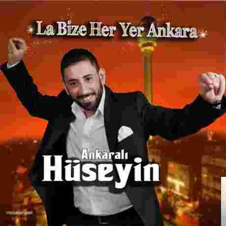 Bize Her Yer Ankara (2017) albüm kapak resmi