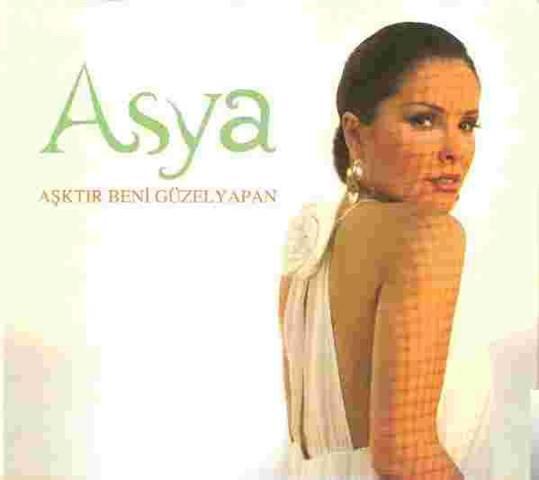 Aşktır Beni Güzel Yapan (2007) albüm kapak resmi