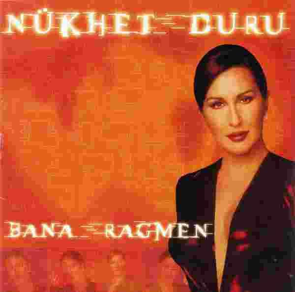 Bana Rağmen (2001) albüm kapak resmi