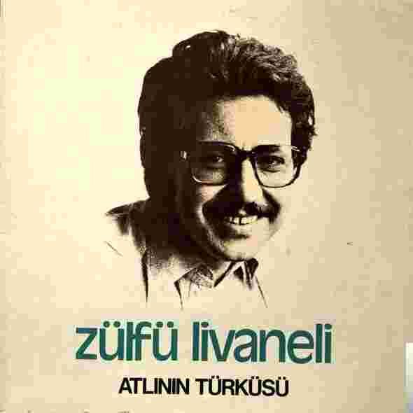 Atlının Türküsü (1979) albüm kapak resmi