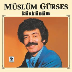Küskünüm (1986) albüm kapak resmi