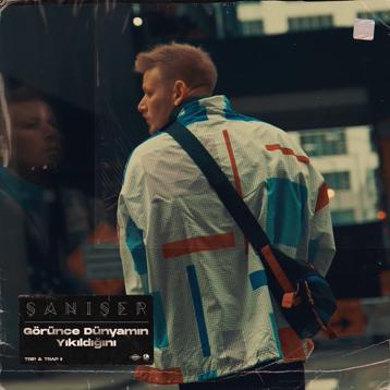 Görünce Dünyamın Yıkıldığını (2020) albüm kapak resmi
