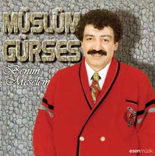 Benim Meselem (1995) albüm kapak resmi