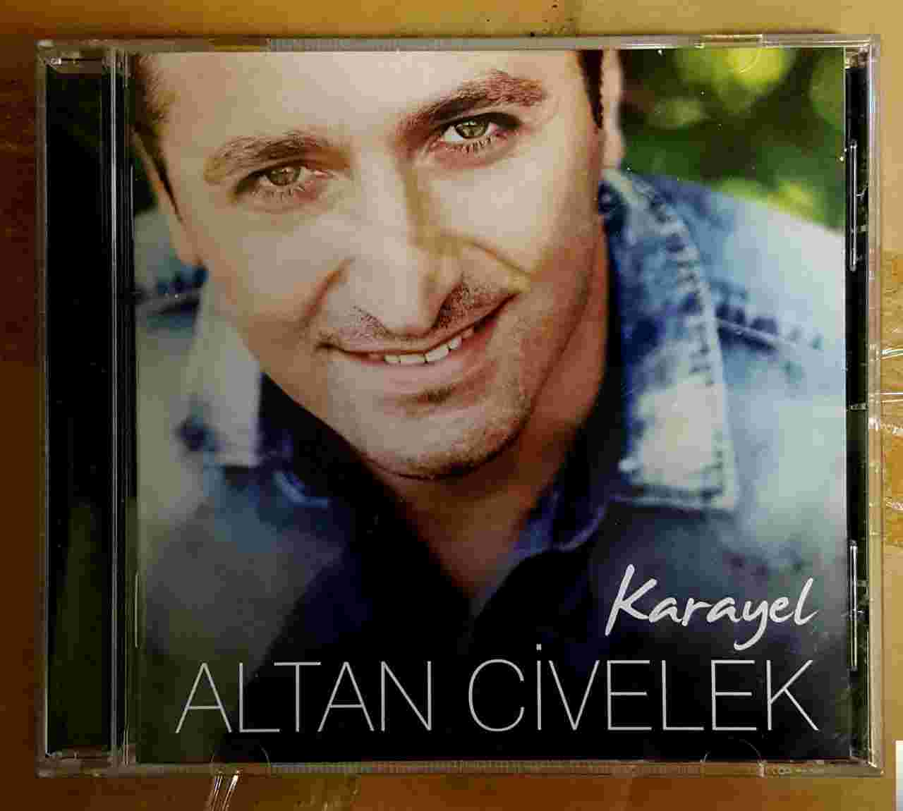 Karayel (2016) albüm kapak resmi