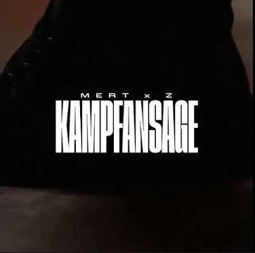 Kampfansage (2021) albüm kapak resmi