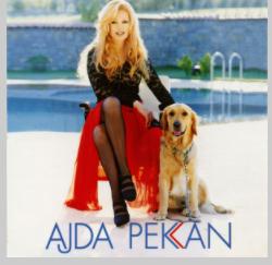 Ajda Pekkan Söylüyor (1996) albüm kapak resmi