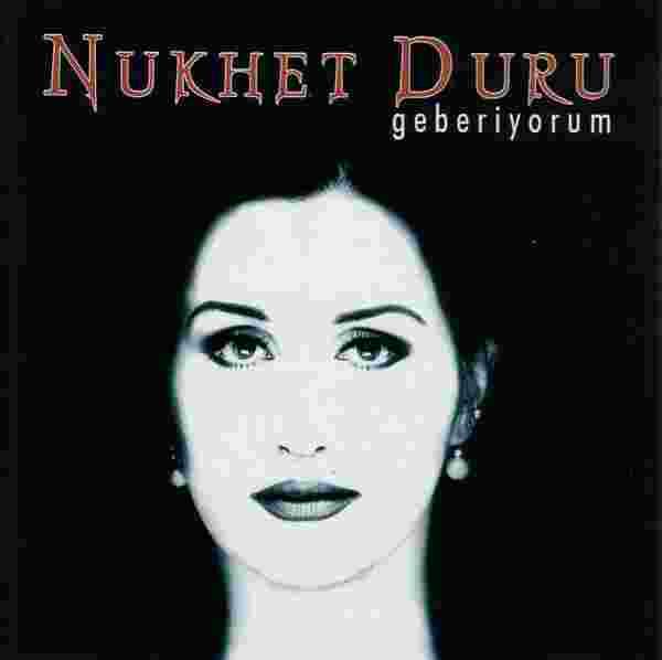Geberiyorum (1994) albüm kapak resmi
