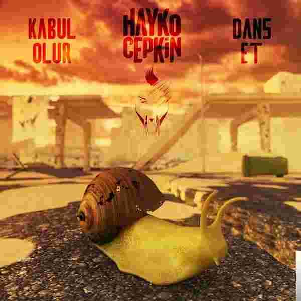 Kabul Olur/Dans Et (2019) albüm kapak resmi