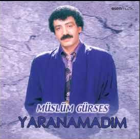 Yaranamadım (2002) albüm kapak resmi