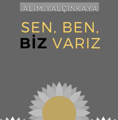 Sen Ben Biz Varız (2021) albüm kapak resmi