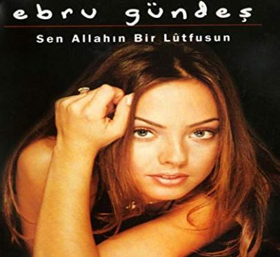 Sen Allah'ın Bir Lütfusun (1998) albüm kapak resmi