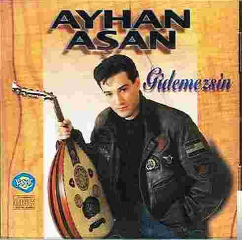 Gidemezsin (1994) albüm kapak resmi